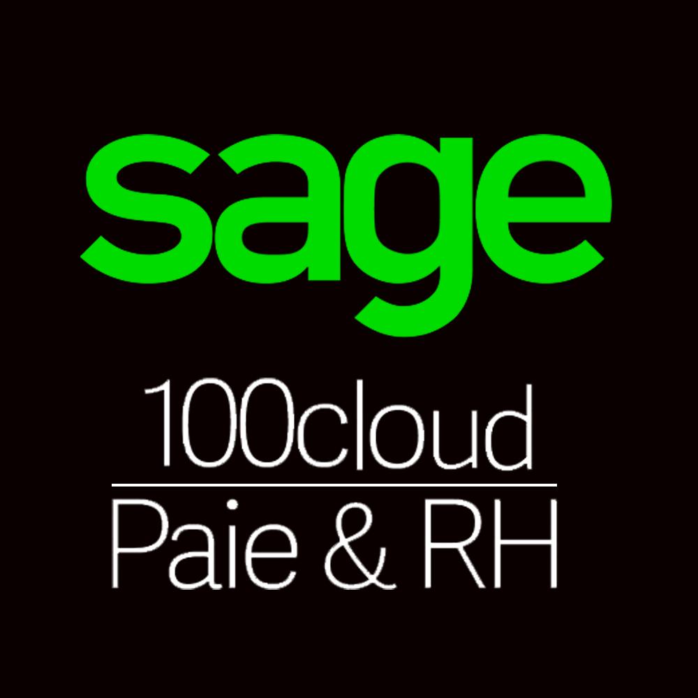 Sage 100cloud Paie & RH