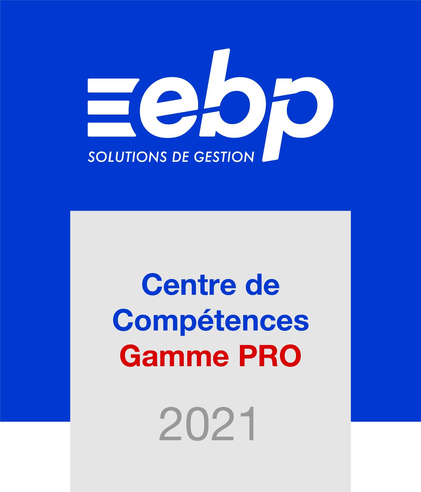 ebp Gamme Pro 2021