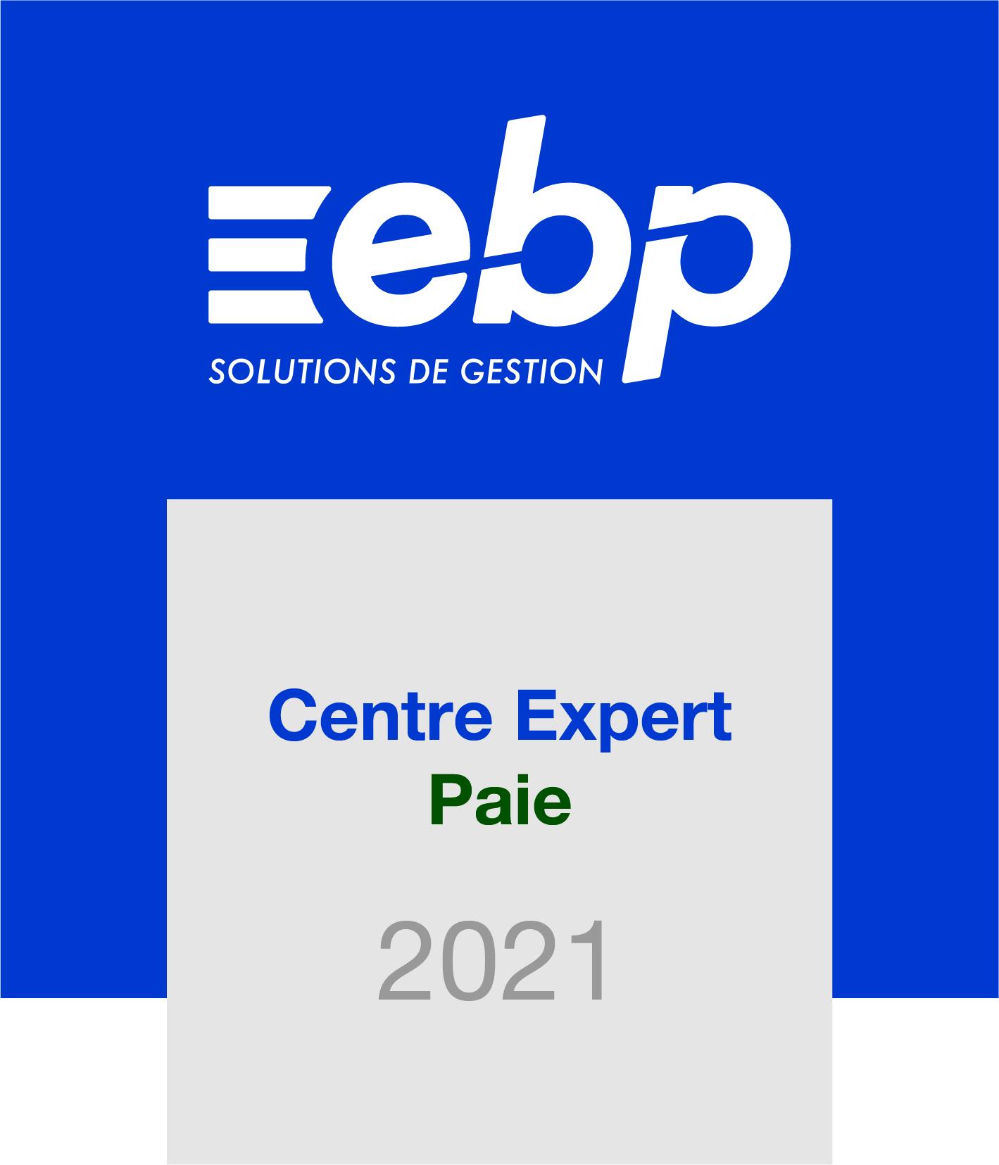 ebp Centre Expert Paie 2021